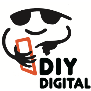 DIY Digital logo